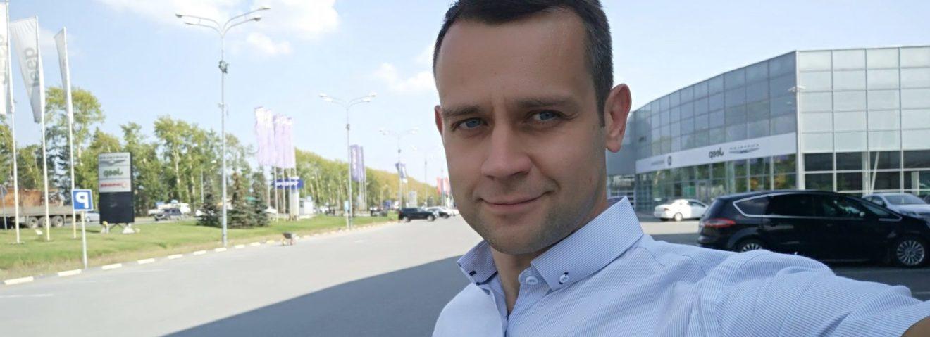 Алексей Чемагин: «Я поймал волну!»