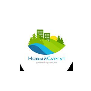 Логотип Новый Сургут