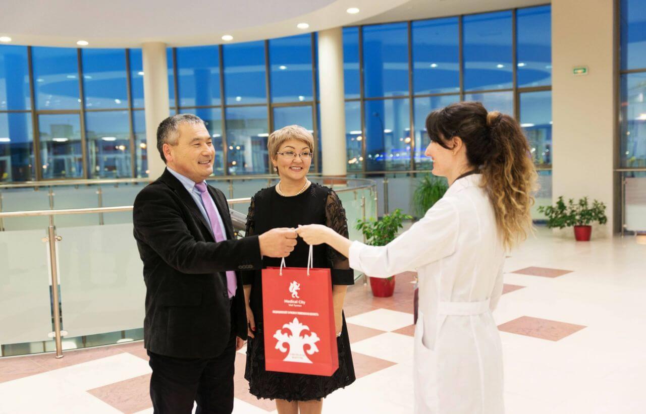 Medical City - Медицинский туризм в Тюменской области